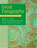 Great Paragraphs, Keith S. Folse and April Muchmore-Vokoun, 0618271929