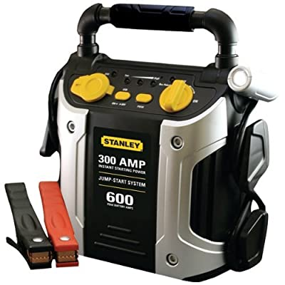 The Amazing STANLEY 300amp Jump Starter