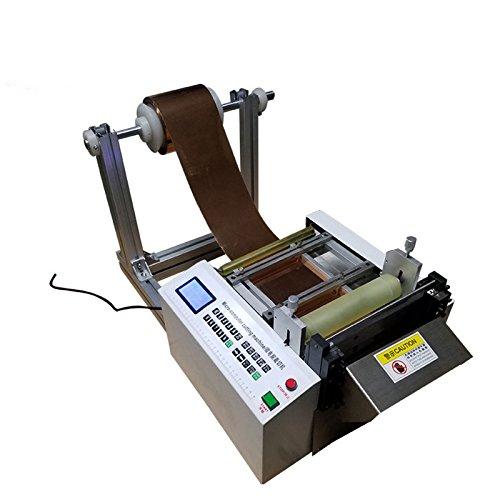 Microcomputer Copper Cutting Machine Automatic Aluminum Foil Paper Cutting Machine 0.1-180MM Cutting Width 110V or 220V (110V) B072LW168H