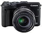 CANON(キヤノン) Canon(キヤノン) EOS M3 EF-M18-55 IS STM レンズキット ブラック
