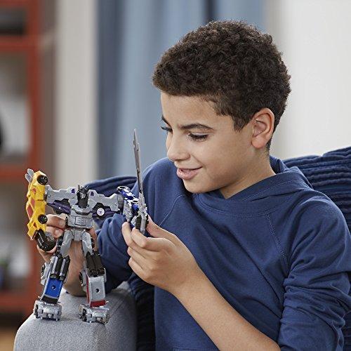 Transformers: Robots in Disguise Combiner Force Team Combiner Menasor, 8.5-inch