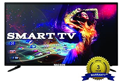 Nacson NS32W80 32 Inch Smart HD Ready LED TV