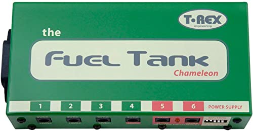 T-Rex Engineering FUELTANK-JUNIOR Guitar Effects Pedal