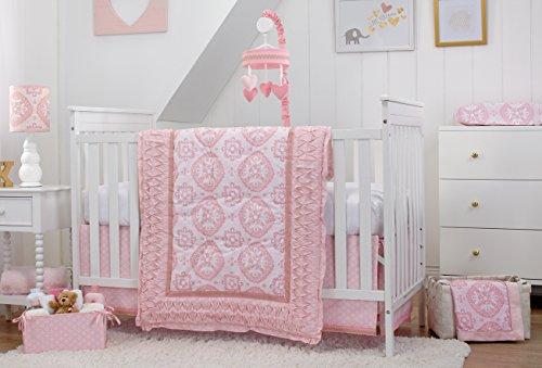 Carters Heart Piece Infant Bedding