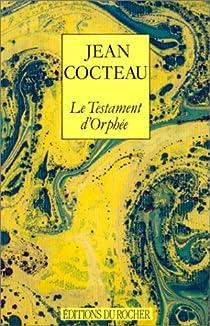 Le Testament d'Orphée par Cocteau