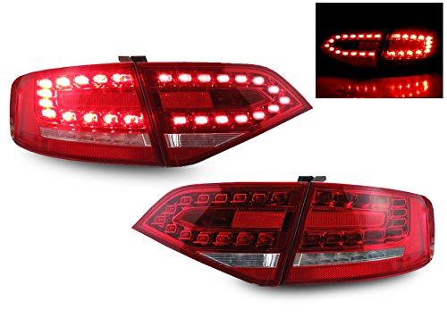 A4 Led Tail Lights B8