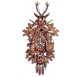 Original Eight Day Movement Special Big Cuckoo Clock 55 Inch