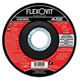 Flexovit A1236 4-1/2 X 1/4 X 7/8 A30S Metal Grinding Wheel (25 Pack)