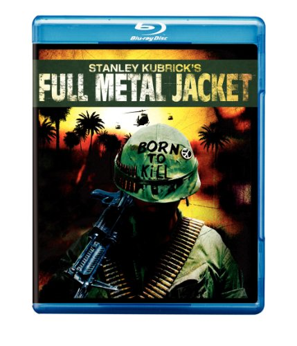 Blu-ray : Full Metal Jacket (Deluxe Edition, Widescreen, , Dubbed, Dolby)