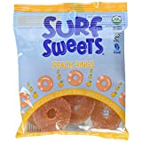 Surf Sweets Peach Rings (12x2.75OZ )