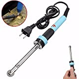 220V Electric Soldering Iron Spur Wire Wheel Embed Embedder Beekeeping US Plug - Power Tools Other Power Tools- 1 x Electric Spur Wire Embed Embedder