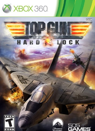 Top Gun Hardlock - Xbox 360 (Top 10 Xbox Games Of All Time)