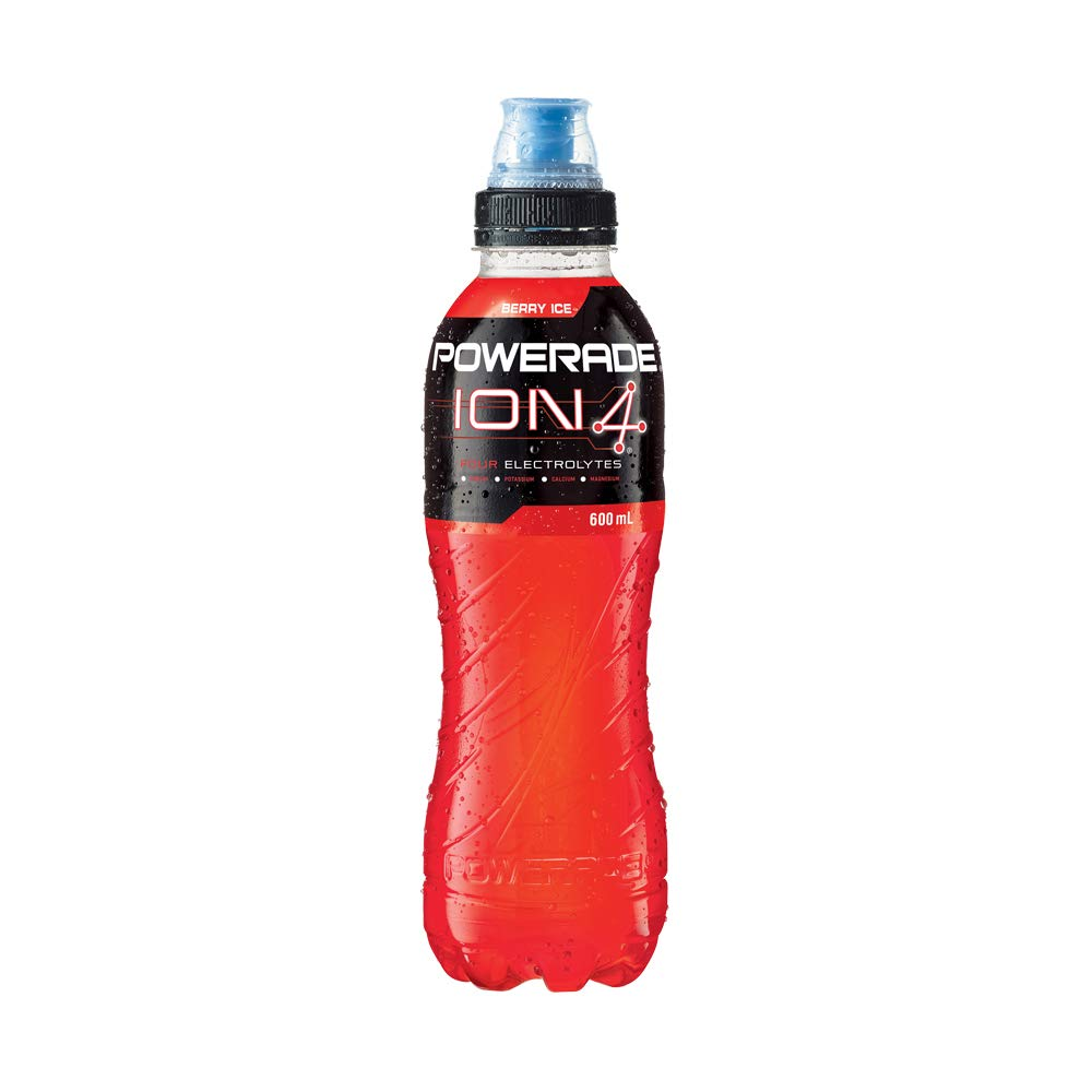 Powerade Berry Ice Sports Drink 12 x 600mL  Amazon.com.au  Grocery    Gourmet Food c6111d612