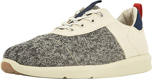 (TOMS Men's Aiden Casual Shoe (7.5 B(M) US, (Fuchsia Shibori Dots)))