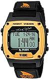 Freestyle 'Tide' Quartz Plastic and Nylon Sport Watch, Color:Black (Model: 10027114)