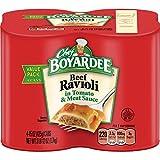Chef Boyardee Ravioli, Beef, (4 Count, 15 Ounces Each)