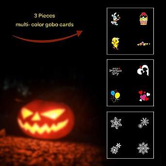 Sunsbell Linterna de proyector LED, Lámpara de linterna portátil ...