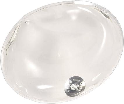 eBuyGB Gels Chauffants pour Les Mains R/éutilisables M Transparent Rectangle