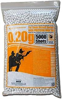 Guarder ENVELOPPE 5000 Shot (1 KG) BB-20 0.20g Blanc Airsoft