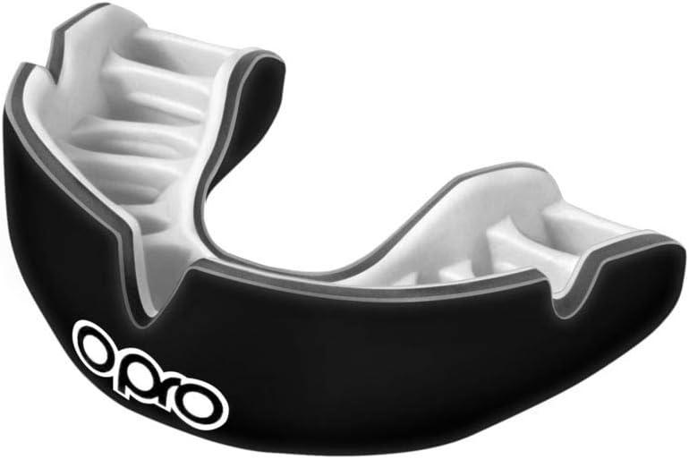 Protprotège-dents OPRO Power-Fit pour le rugby, le hockey, le MMA, la boxe, le basket-ball et autres sports de contact