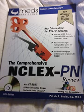 The Comprehensive NCLEX-PN Review (with CD-ROM) 5th Edition (Nclex Pn 5th)