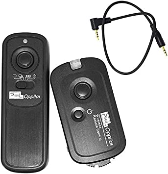 إصدار جهاز التحكم عن بعد بالإغلاق اللاسلكي بكسل RW-221/E3 لكاميرا Canon EOS 1300D/1100D/1000D/750D/700D/650D/600D/300D/60D/60D/Powershot G10/G11/G12/G1X/SX50/700D