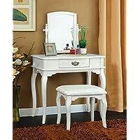 247SHOPATHOME Idf-DK6404WH Vanities, White