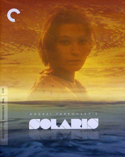 Solaris (Criterion) (Blu-Ray) Andrei Tarkovsky Horror / Sci-Fi / Fantasy Movie Science Fiction & Fantasy