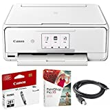 Best Canon Black And White All In One Printers - Canon PIXMA TS8120 Wireless Inkjet All-in-One Printer Review