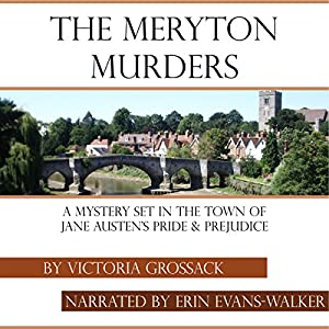 The Meryton Murders Audiobook