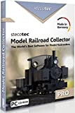 Model Train Software: Stecotec Model Railroad Collector Pro - Inventory Program - Collection