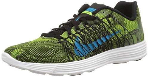 Nike Lunaracer + 3 Mens Running Shoes Ghost Green Blue Legion 304