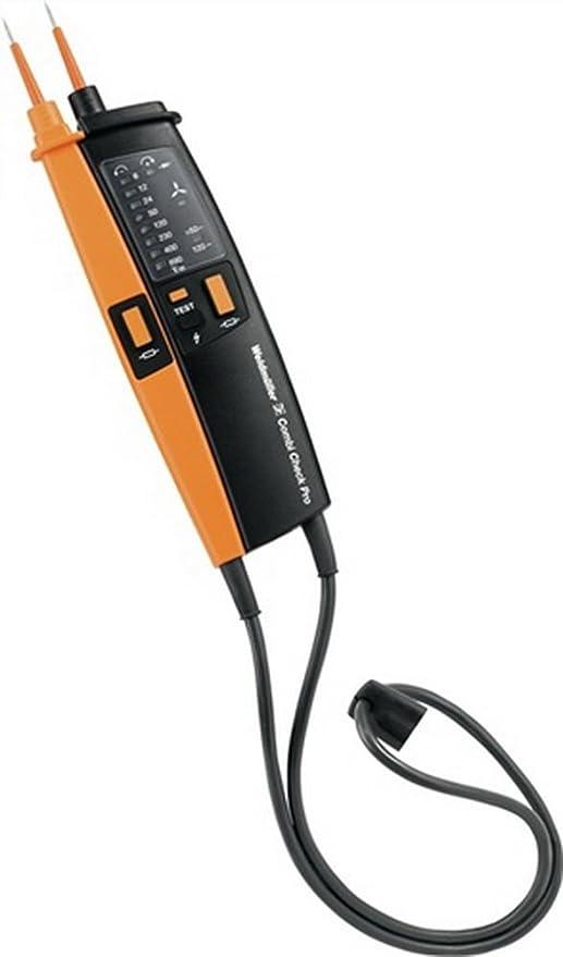 Detector de tensión/paso 6 – 690 V AC/DC pantalla LED COMBI Check
