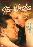 9 1/2 Weeks (1986) Mickey Rourke, Kim Basinger DVD