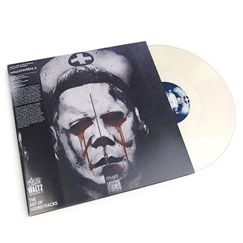John Carpenter and Alan Howarth: Halloween II OST (Clear Vinyl) Vinyl LP]()