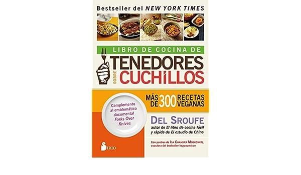 LIBRO DE COCINA DE TENEDORES SOBRE CUCHILLOS eBook: DEL ...