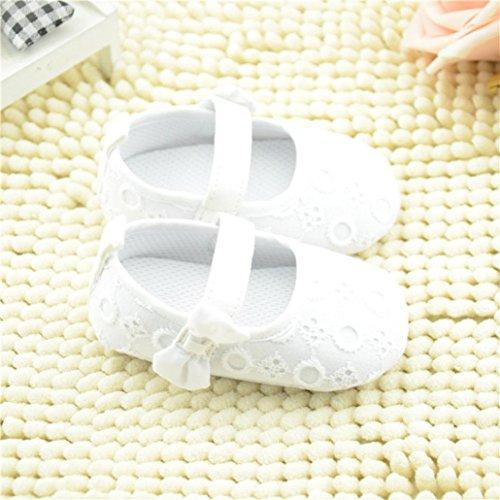 Zapatos Suave Bebé Antideslizante Smartlady De Niña Zapatillas Flores vvqUrB