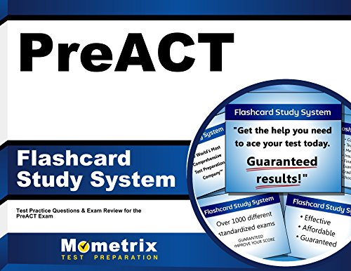 Preact Flashcard Study System: Preact Test Practice Questions & Exam Review for the Preact Exam