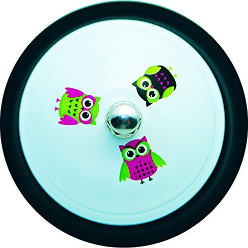 Ashley Productions Owls Call Bell