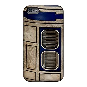 Apple Iphone 6s Plus AlO10gUHO Custom Vivid Star Wars R2d2 Skin Scratch Protection Cell-phone Hard Covers -ElenaHarper
