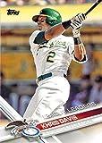 2017 Topps Baseball Series 1 #291 Khris Davis Athletics