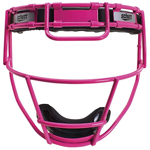 Schutt Sports Softball Fielders Guard, Adult, Neon Pink