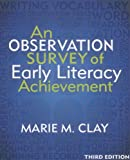 An Observation Survey of Early Literacy Achievement, Marie Clay, 0325049017