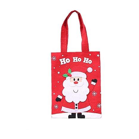 veklblan Navidad Caramelo Bolsas Pequeño Bolso De Mano De ...