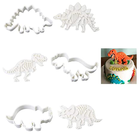 Elephant Cookie Cutters Icing Sugarcraft Biscuit Fondant Pastry Top Birthday Uk