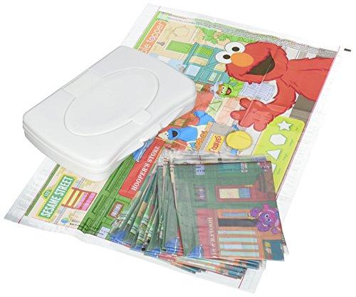 Sesame Disposable Placemats Reusable 50 Count product image