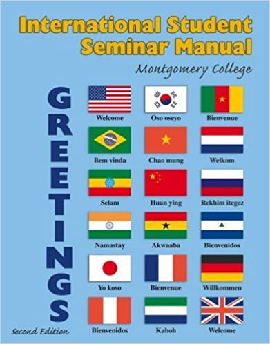 Book International Student Seminar Manual by MONTGOMERY COLLEGE (2005-08-25)