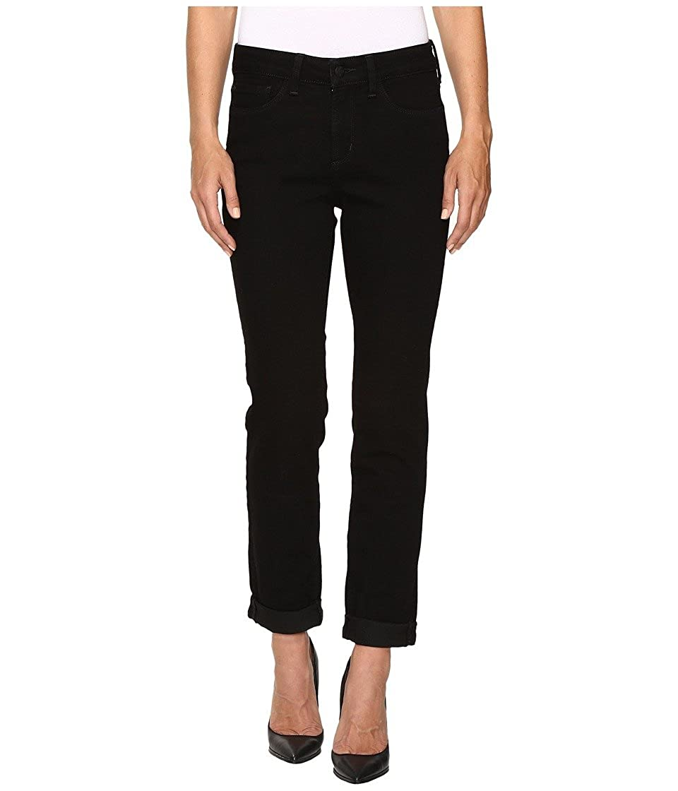 NYDJ Womens Sylvia Relaxed Boyfriend Jeans in Future Fit Denim Bloomsbury 10 NYDJ Women' s Collection MARK1103