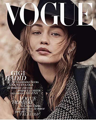 Vogue Latinoamerica Magazine (June, 2019) Gigi Hadid Cover (Gigi Hadid Vogue)