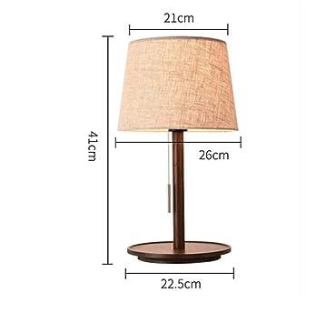 Coucher De Lampe À Chambre NordiqueChevet En Table Bois lF1KJc